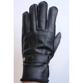100% Leather Soft Gloves – Winter